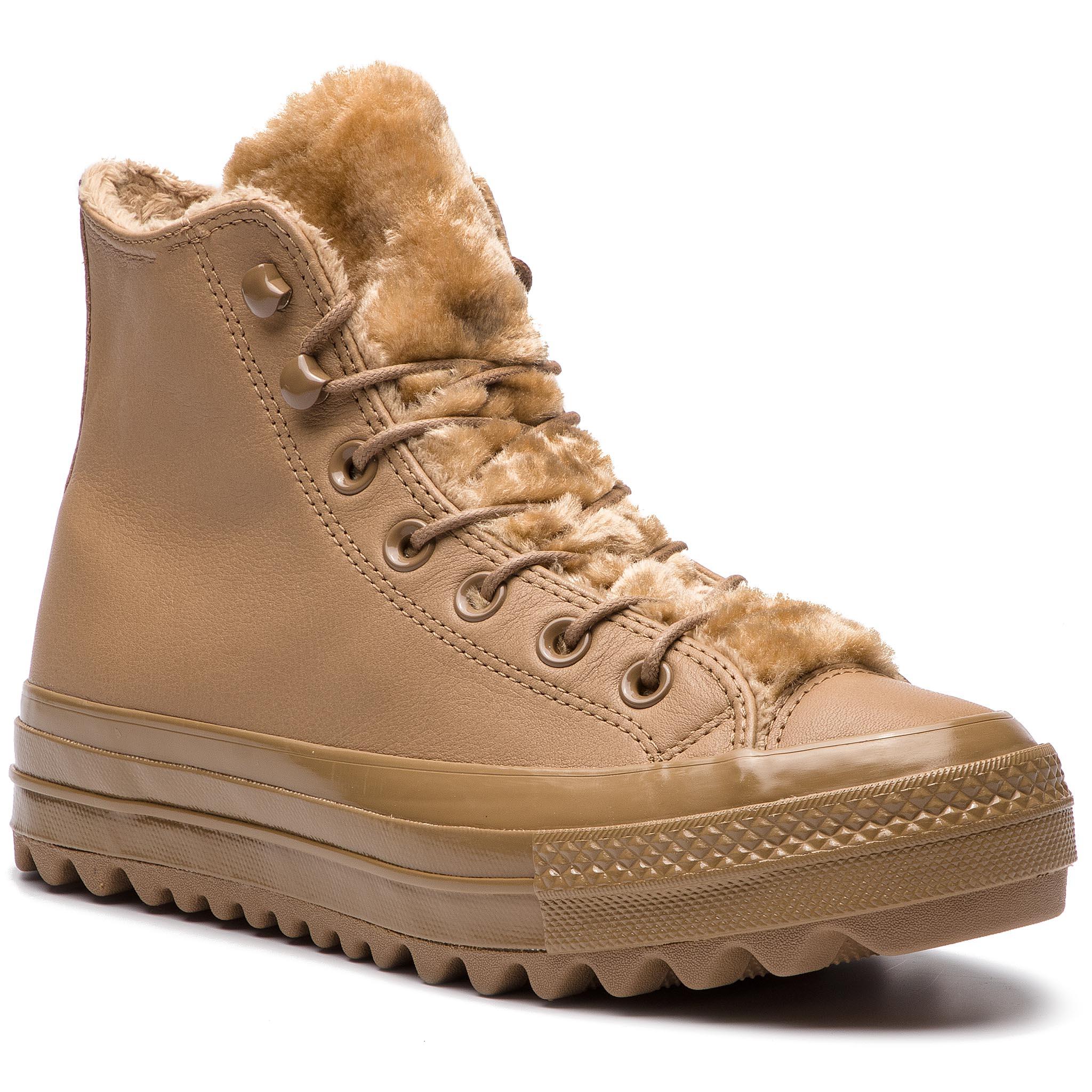 Sneakers CONVERSE Ctas Lift Ripple Hi 562424C TeakTeakTeak