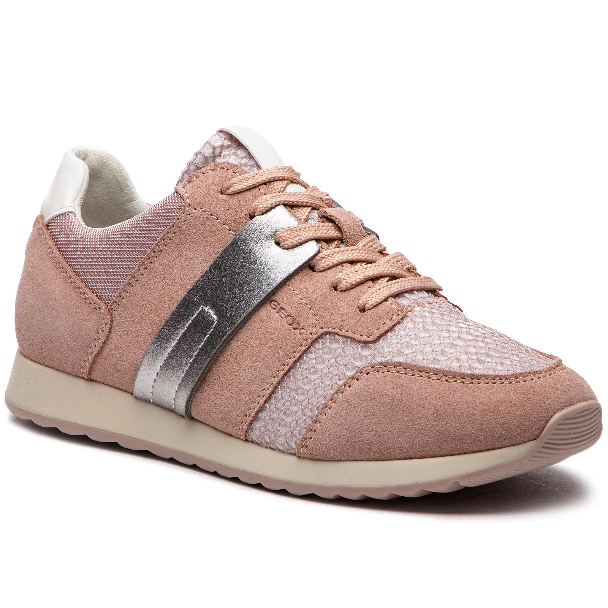Sneakers GEOX D Deynna D D746FD 02214 C8056 Antique Rose