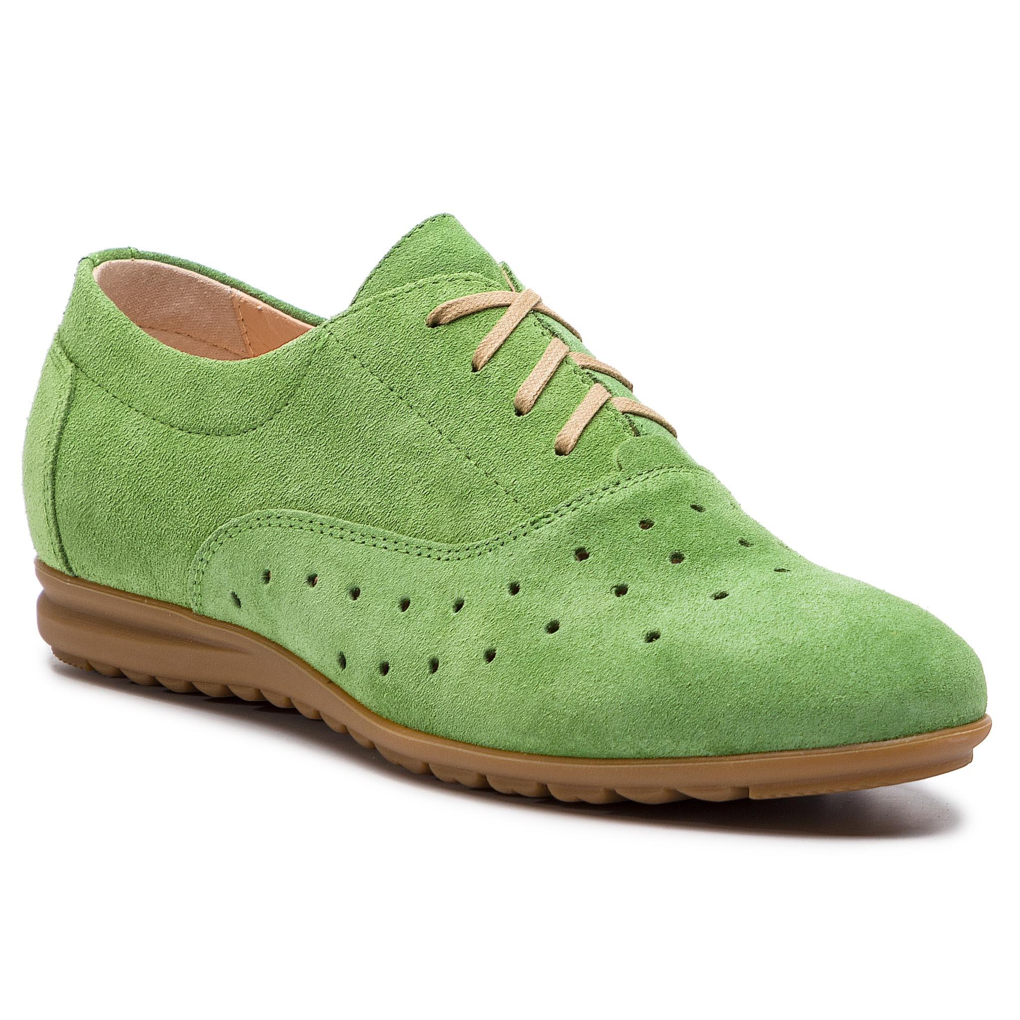 Zapatos ANN MEX 0261 13D Verde
