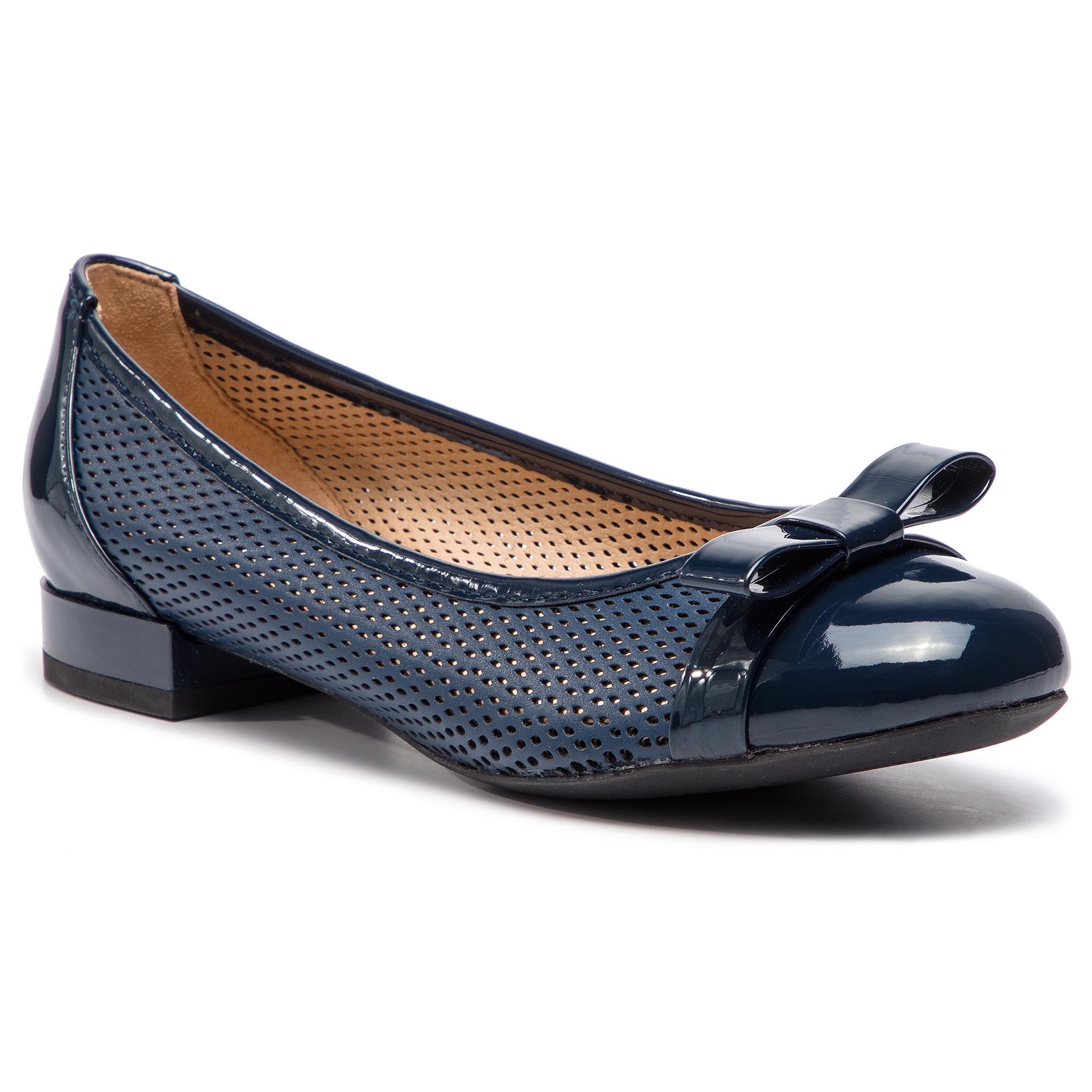 Zapatos GEOX D Wistrey D D924GD 05402 C4002 Navy