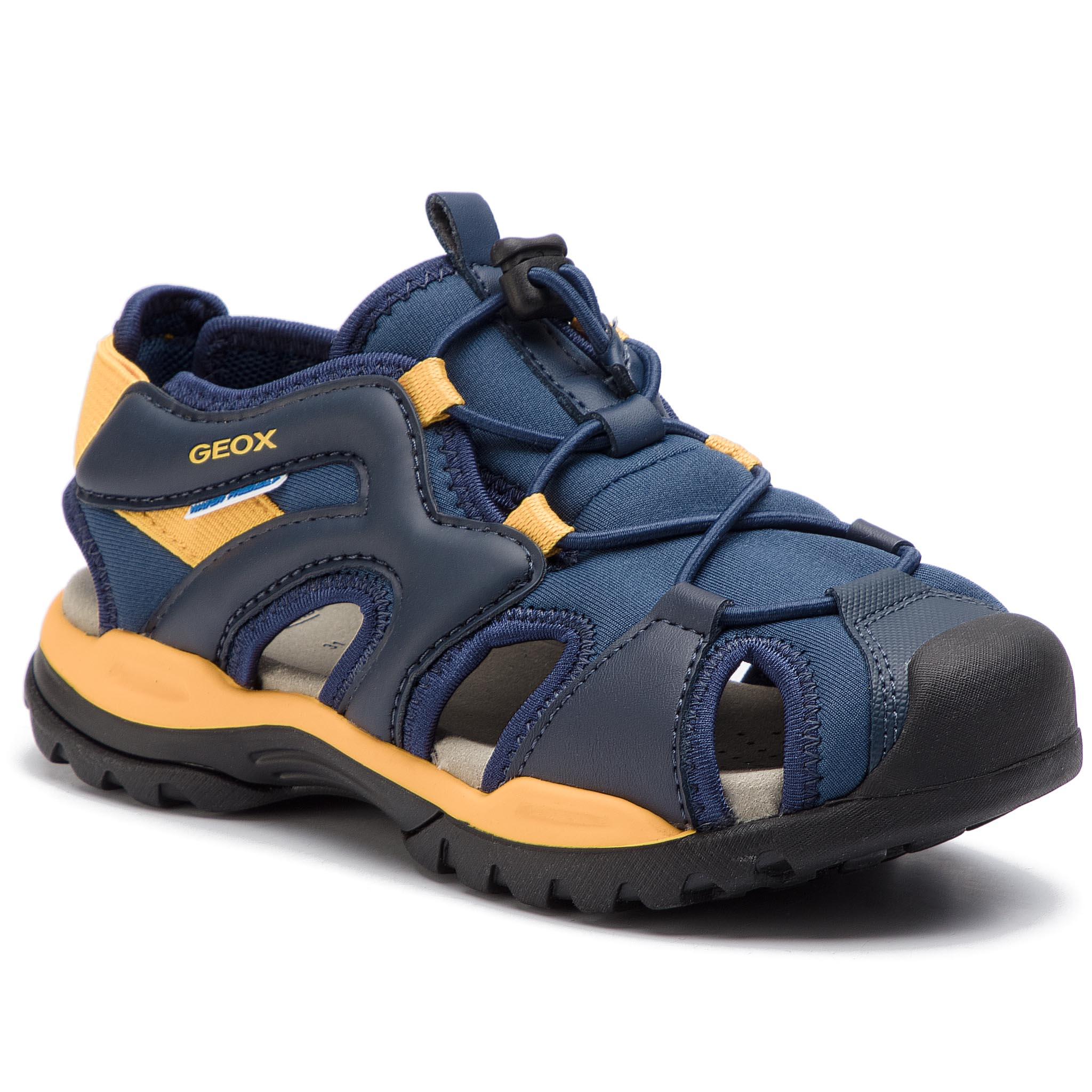 zapatos geox sandalias ni�o usadas