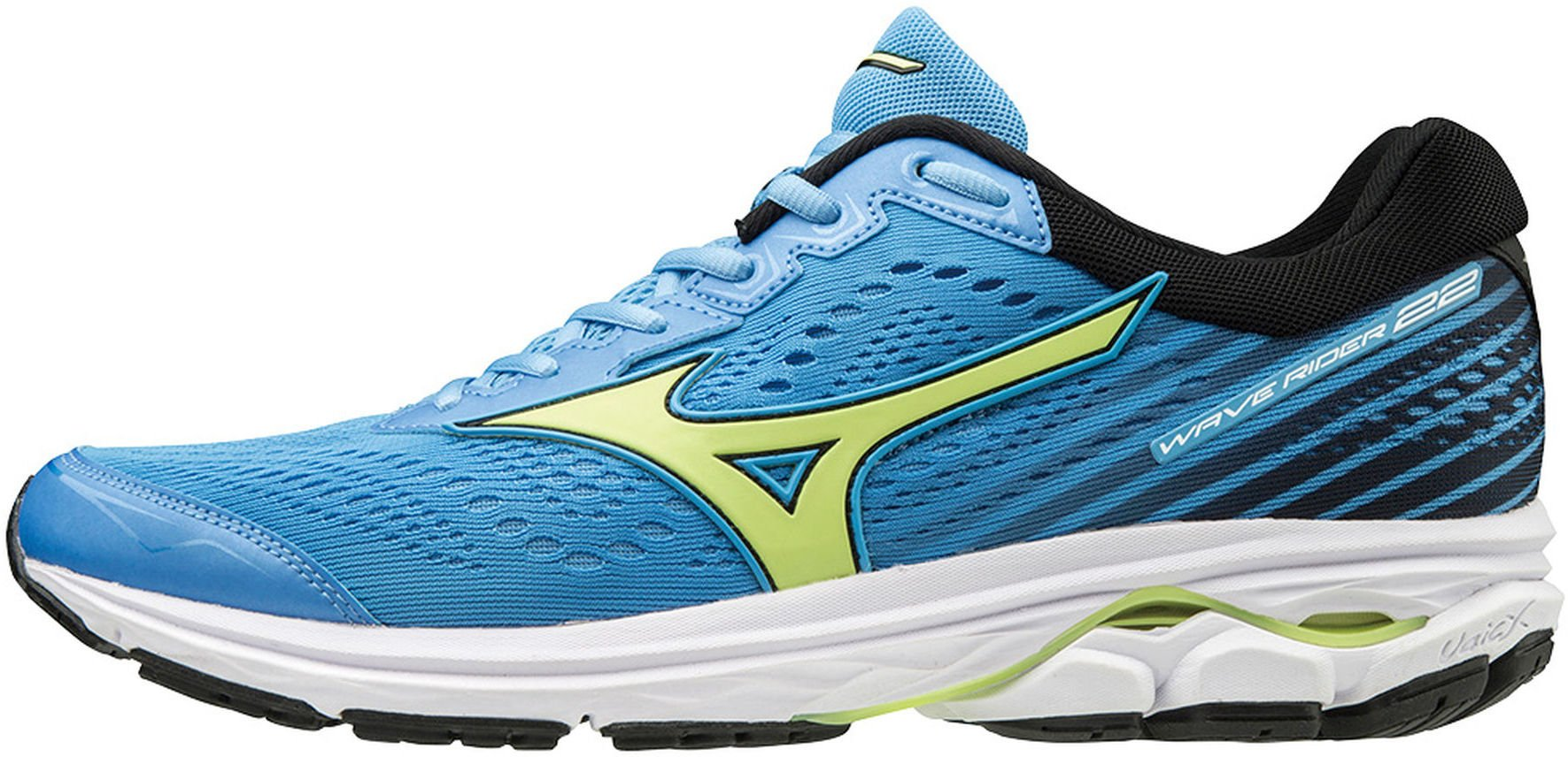 Zapatillas de running Mizuno Wave Rider 22 j1gc183135 Talla 43 EU | 9 UK | 10 US | 28 CM