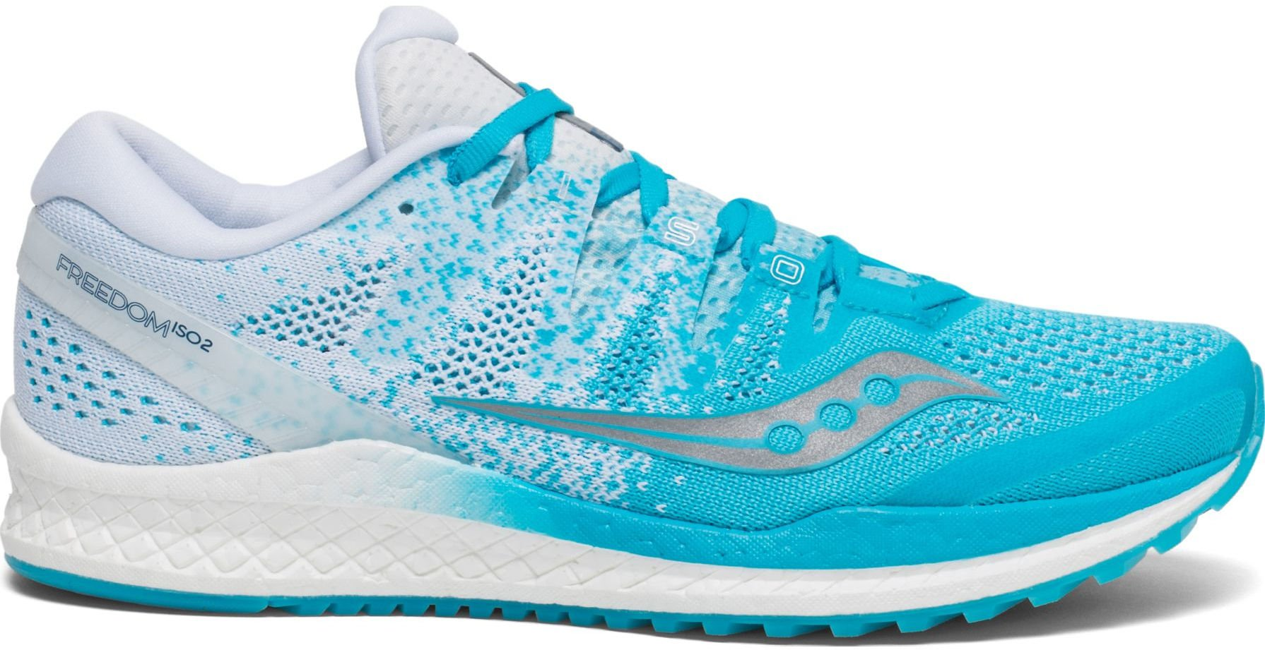 Zapatillas de running Saucony SAUCONY FREEDOM ISO 2 s10440 36 Talla 37,5 EU | 4,5 UK | 6,5 US | 23 CM