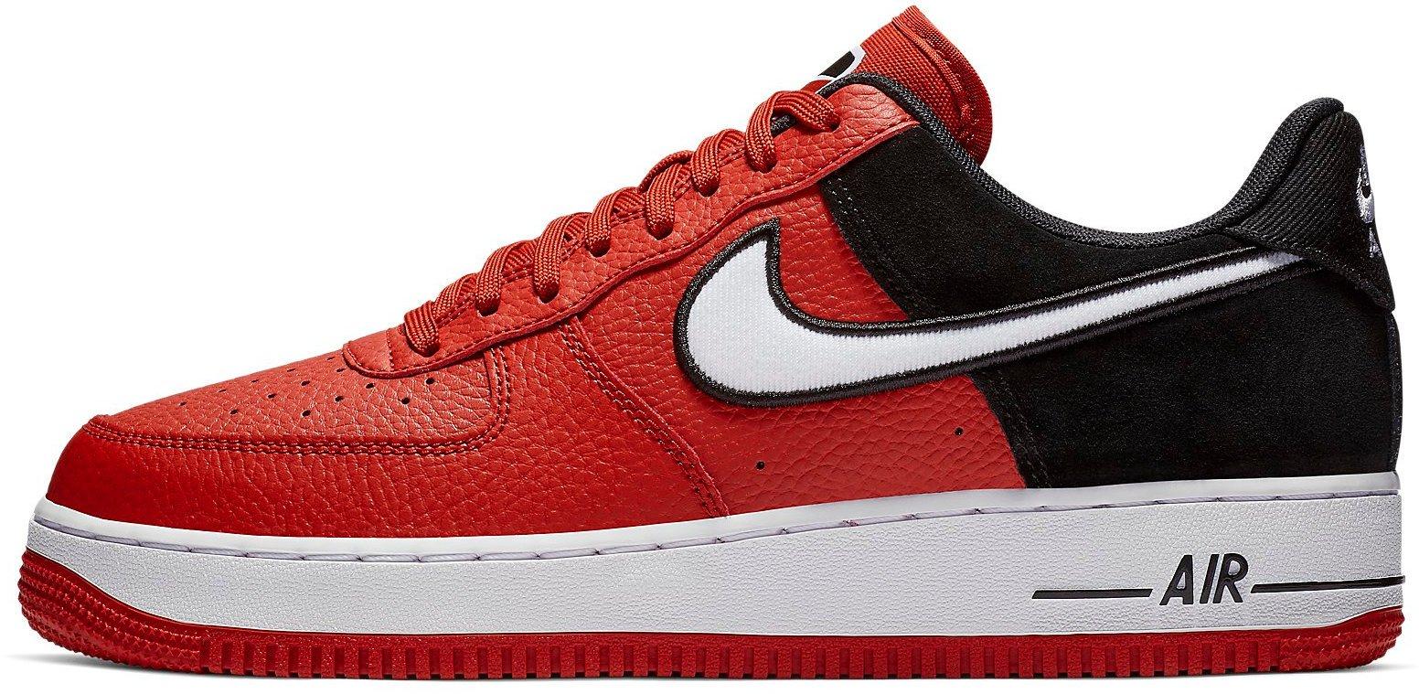 Nike Air Force 1 Upstep   Rojas   Zapatillas   917588 600