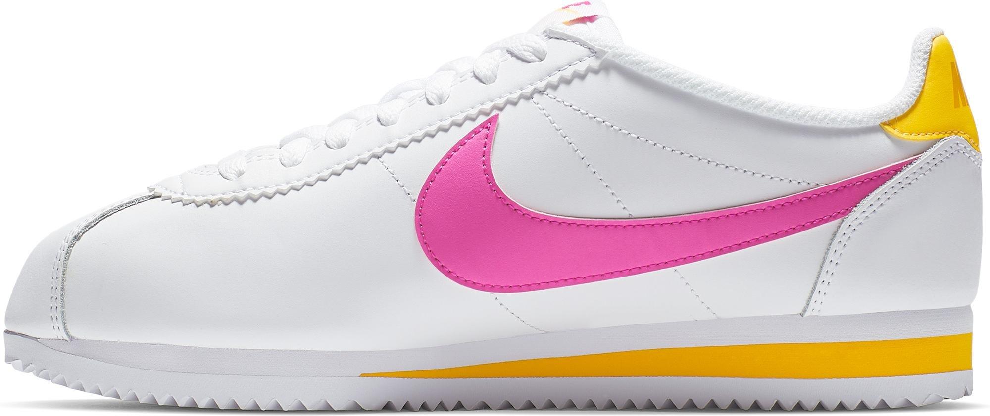 Zapatillas Nike WMNS CLASSIC CORTEZ LEATHER 807471 112 Talla 38 EU | 4,5 UK | 7 US | 24 CM