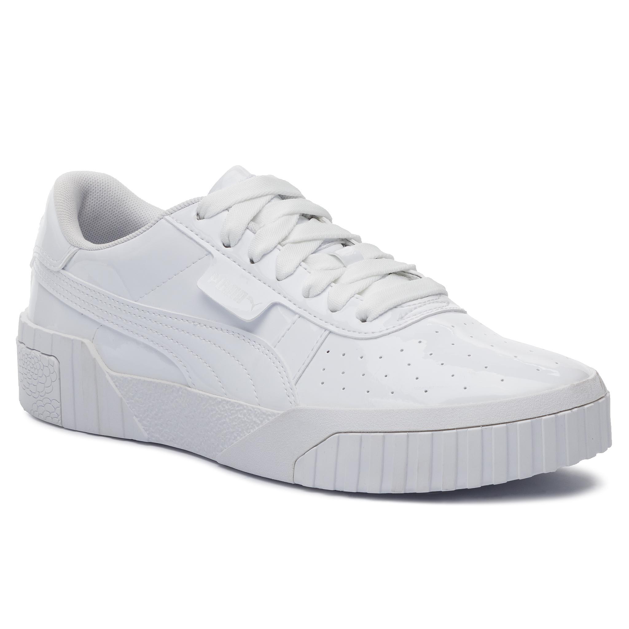 Sneakers PUMA Cali Patent Jr 370139 01 Puma WhitePuma White