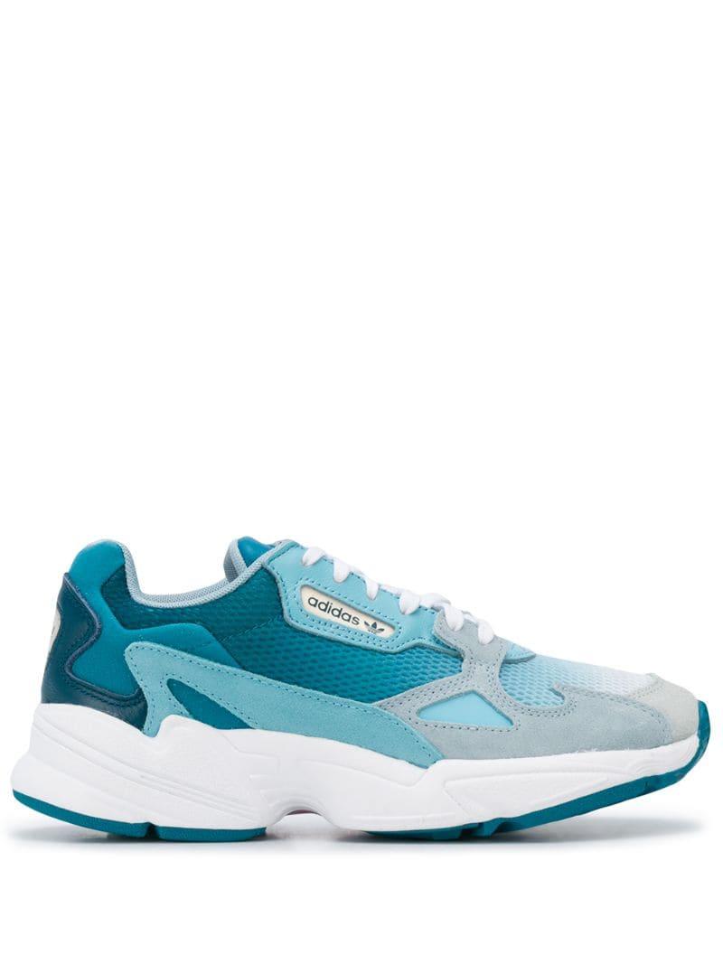 Adidas zapatillas Falcon Azul