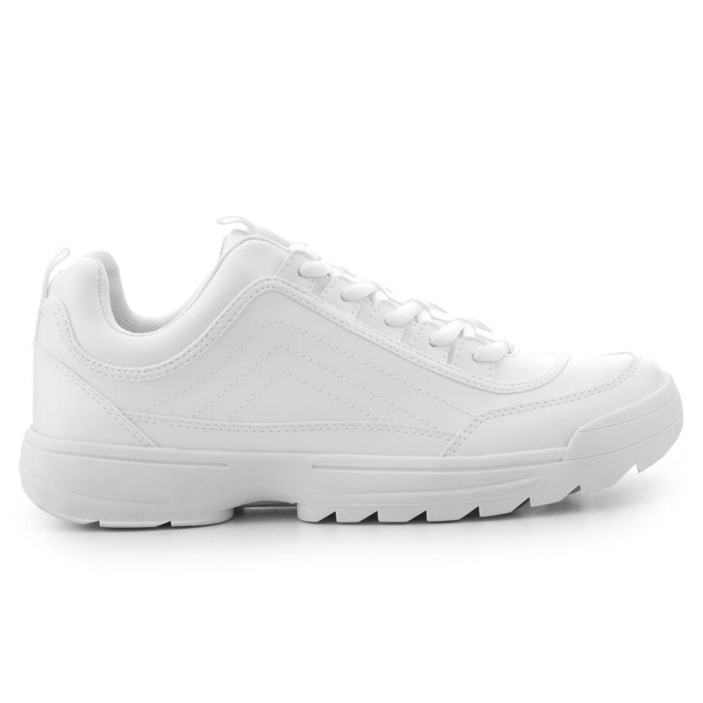 Sneaker flatform REEBOK Talla 39 BlancoBeige GLAMI.es