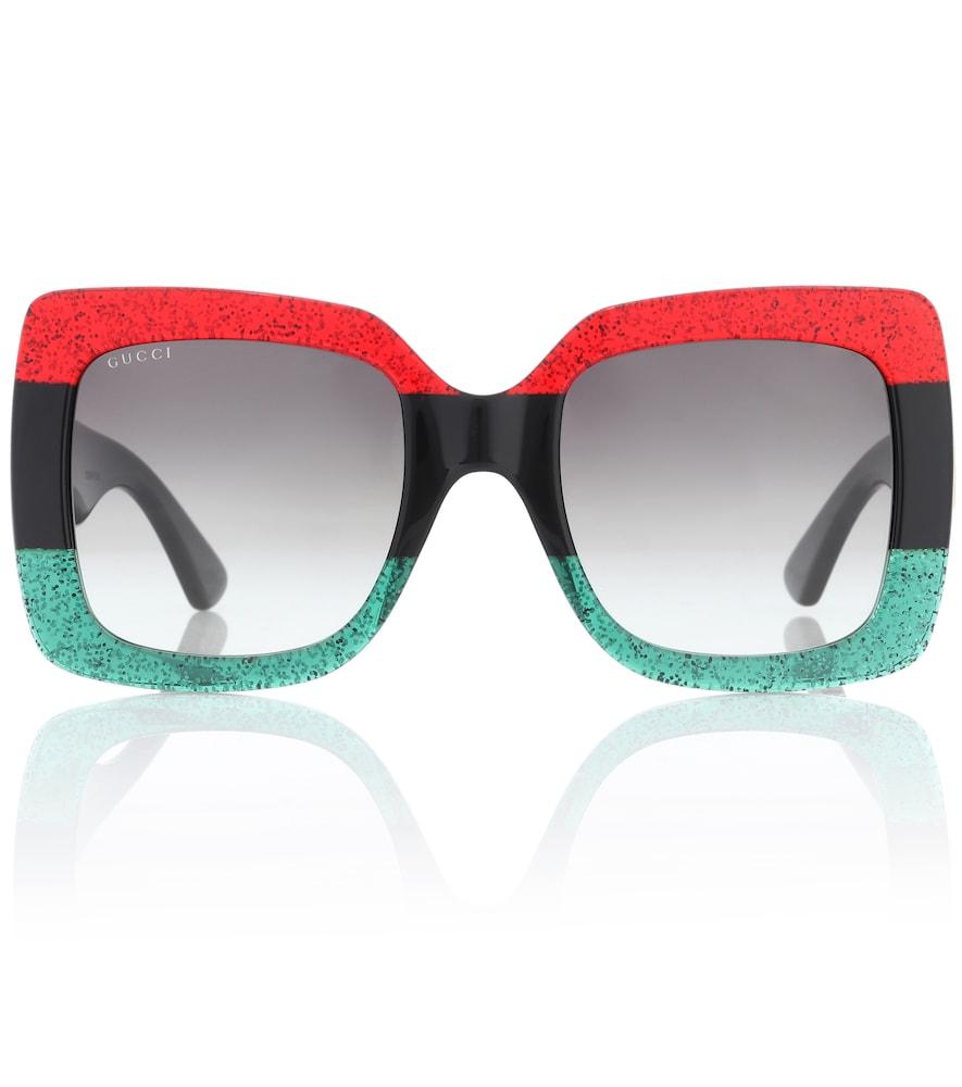 mejor autentico 1d39b 57fe2 Gucci Gafas de sol cuadradas oversize