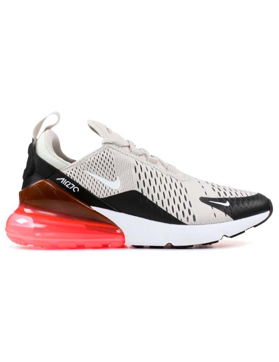 Zapatillas Nike Nike Air Max 270 BlackLight Bone 40 000
