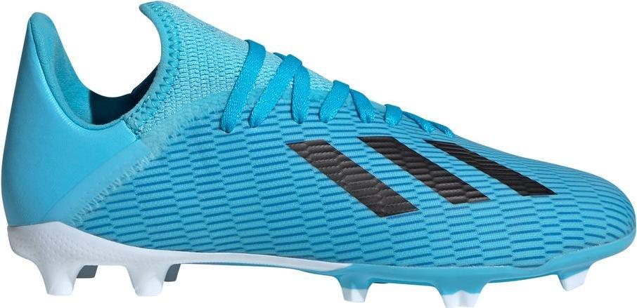venta oficial comprar oficial disfruta del precio inferior Botas de fútbol adidas X 19.3 FG J f35366 Talla 29 EU   11k UK   11,5C US    17,4 CM