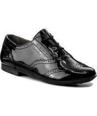 daño Pagar tributo melocotón  zapatos Oxford GEOX - J Thymar G. E J844FE 000BC C9999 S Black - Glami.es