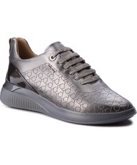 Geox D Gendry A D745TA 08554 C9999 Schwarz Sneakers Neue