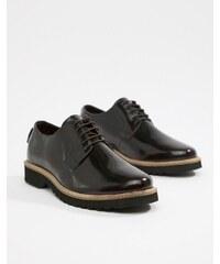 Borceguíes con diseño impermeable en negro Owens de Levi's