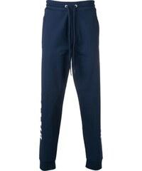 Adidas pantalones de chándal anchos Azul GLAMI.es