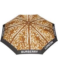 amplia selección niño disfruta del precio inferior Burberry paraguas de cuadros vintage - Amarillo - Glami.es