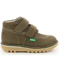 Zapatos kickers SANDALIAS KICKERS FARAH BLANCO PLATA GLAMI.es