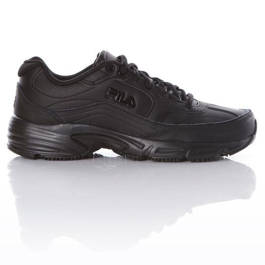 zapatillas negras fila 2d3715