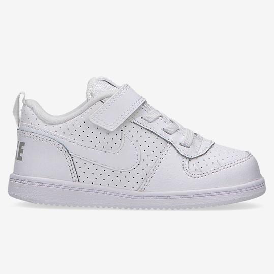 zapatillas nike blancas velcro
