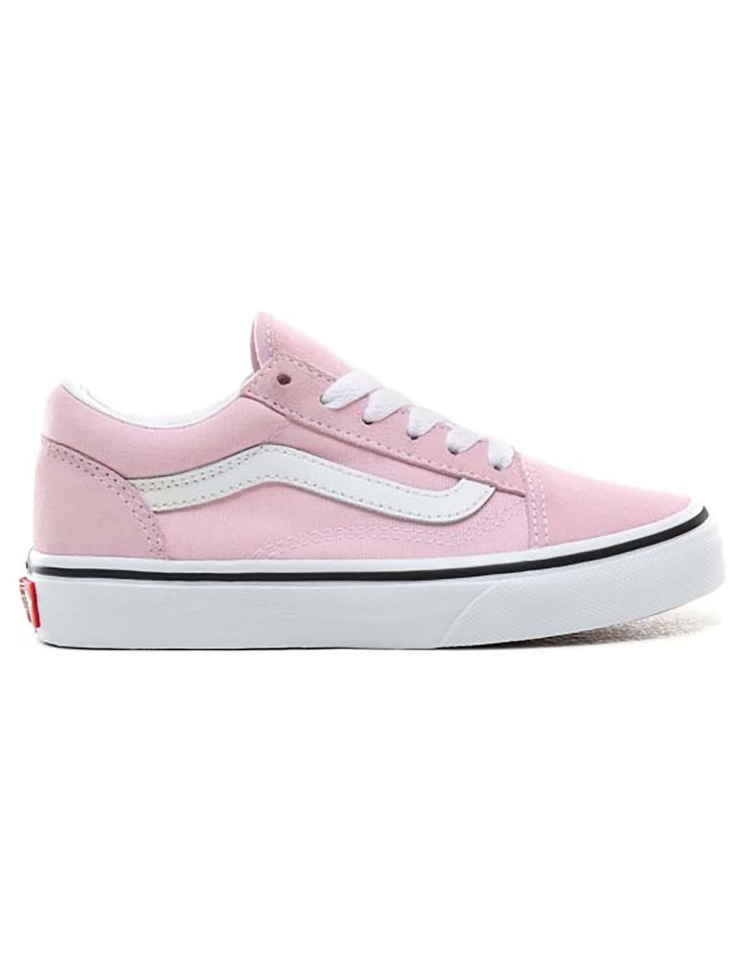 2zapatillas vans rosas mujer plataforma