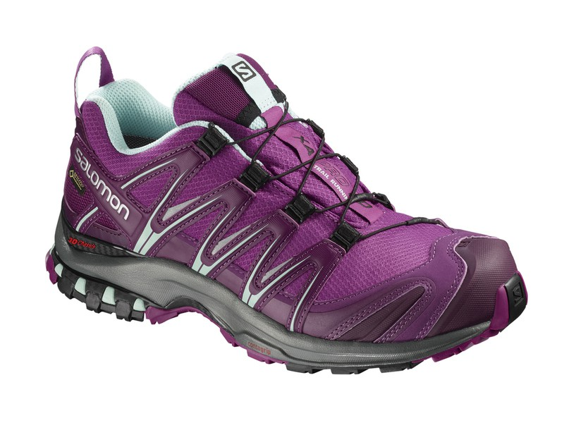 zapatillas salomon mujer trail running que es