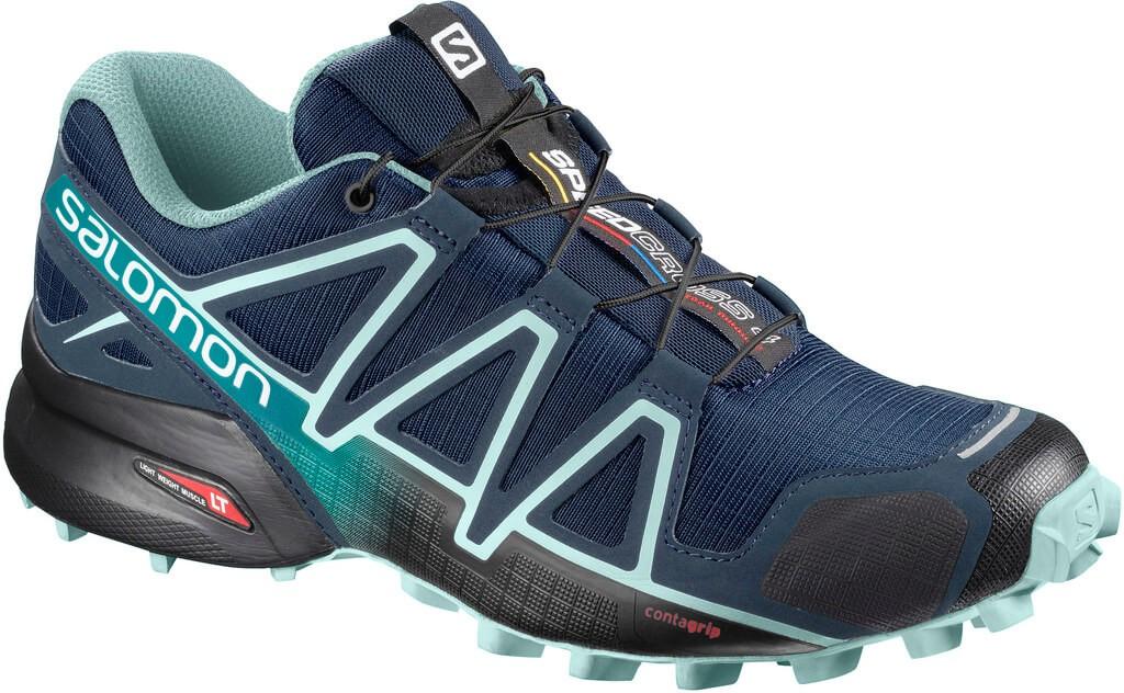 Zapatilla Speedcross 4 Azul Salomon