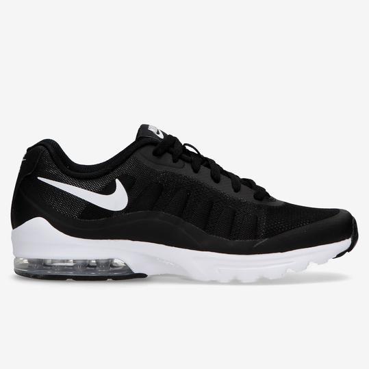 Invigor Hombre Max Zapatillas Casual El Air Negro Nike