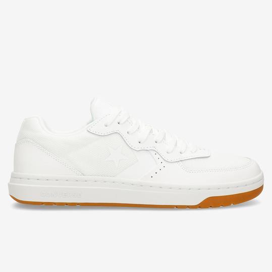 converse zapatillas blancas hombre
