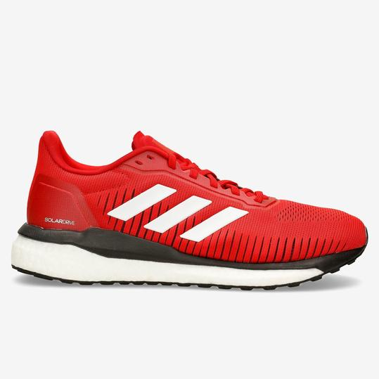 adidas Solar Drive 19M Rojo Zapatillas Running Hombre