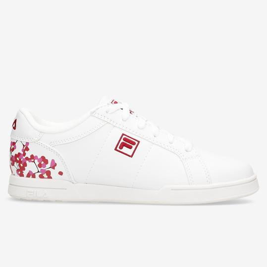 Campora Mujer Fila Blanco Zapatillas New K1Tlc3JF