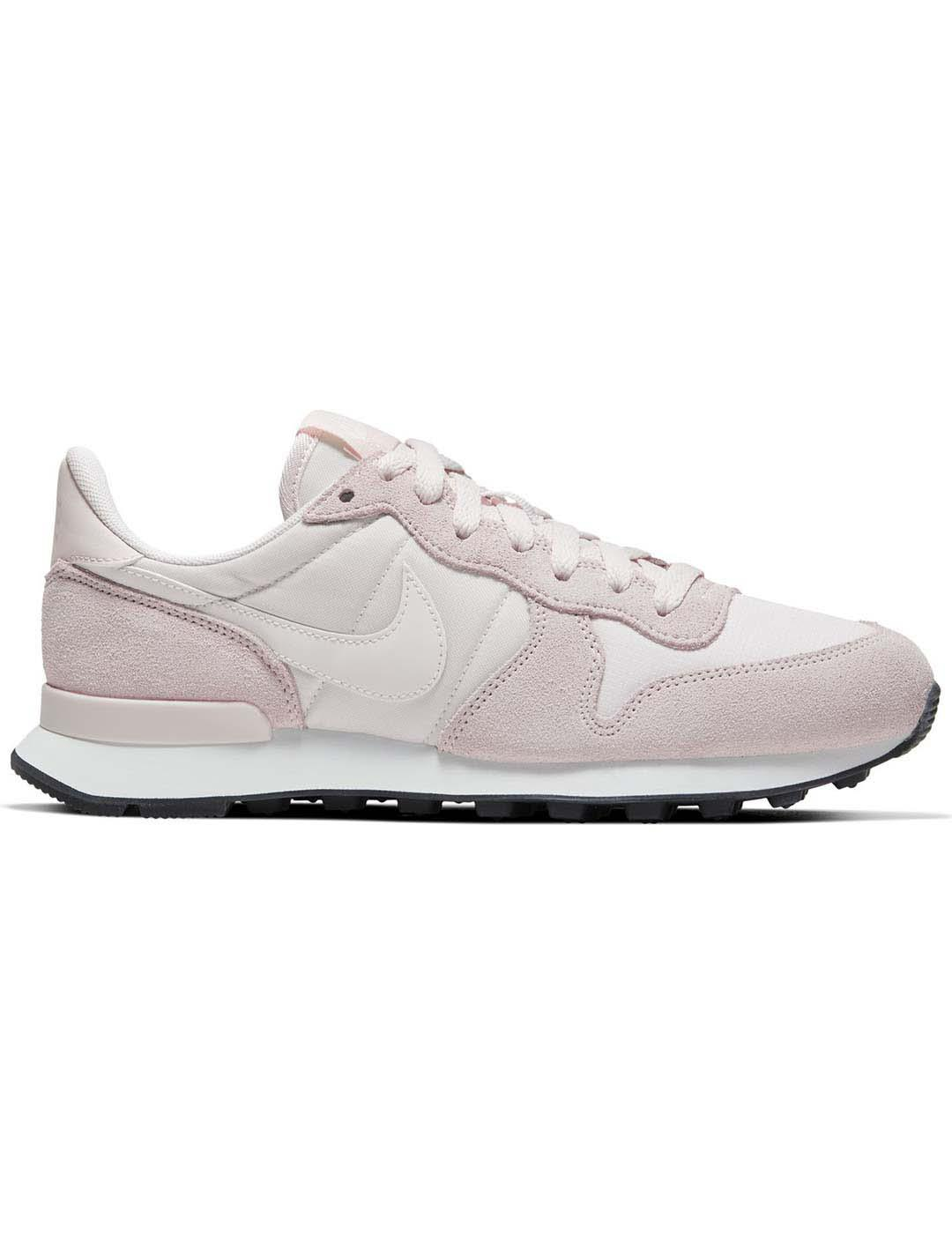 zapatillas nike internationalist mujer rosa