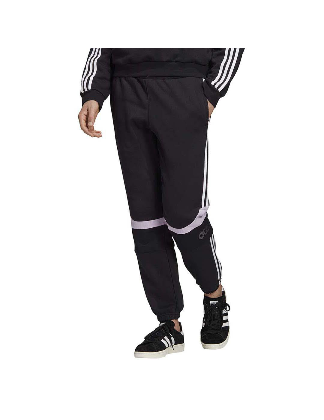 Pantalón Adidas Ts Trf Sp NegroLilcla Hombre S
