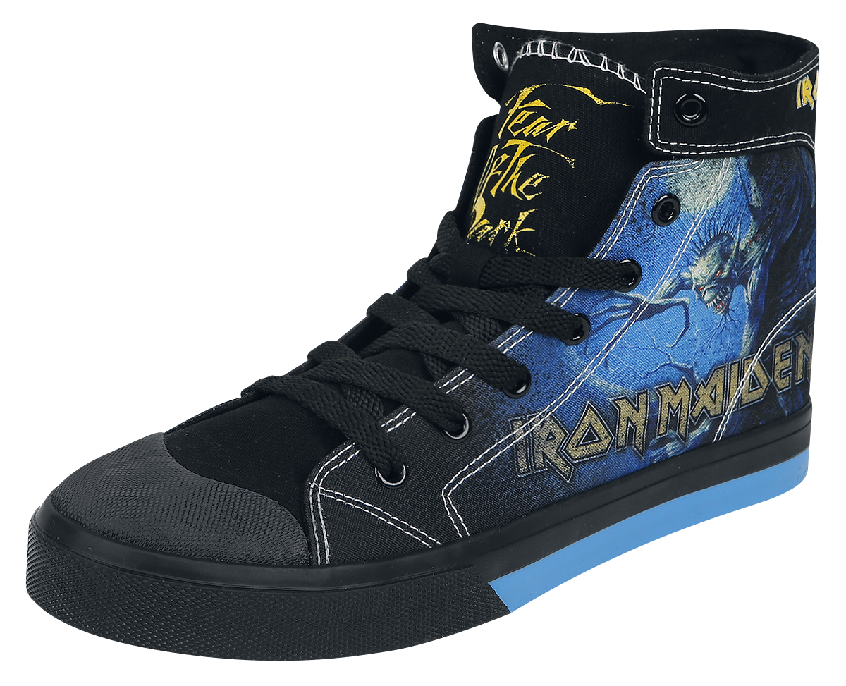 Iron Maiden EMP Signature Collection Deportivas Altas multicolor