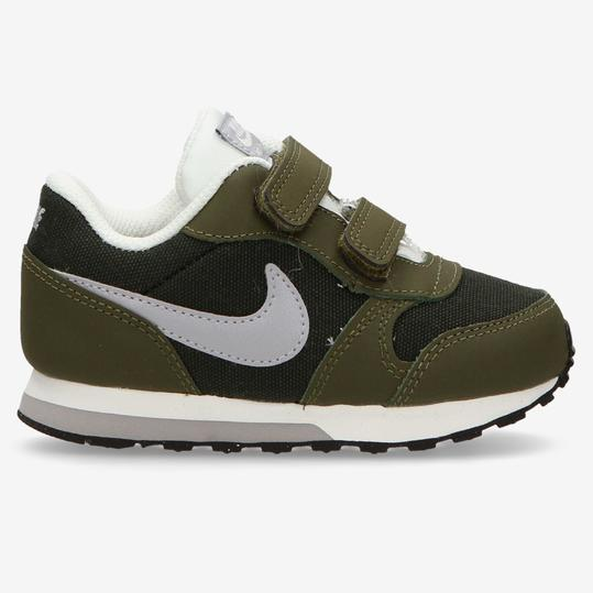 Nike MD Runner 2 Niño - Kaki - Zapatillas Niño