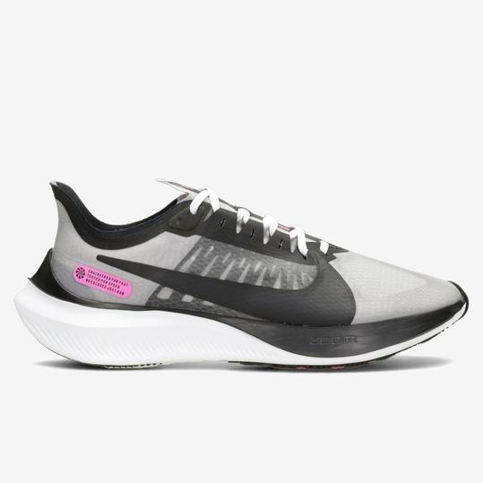 Nike Zoom Gravity - Gris - Zapatillas Running Hombre