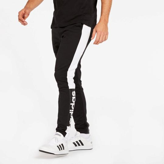 Adidas Cblock Negro Pantalon Chandal Hombre Glami Es
