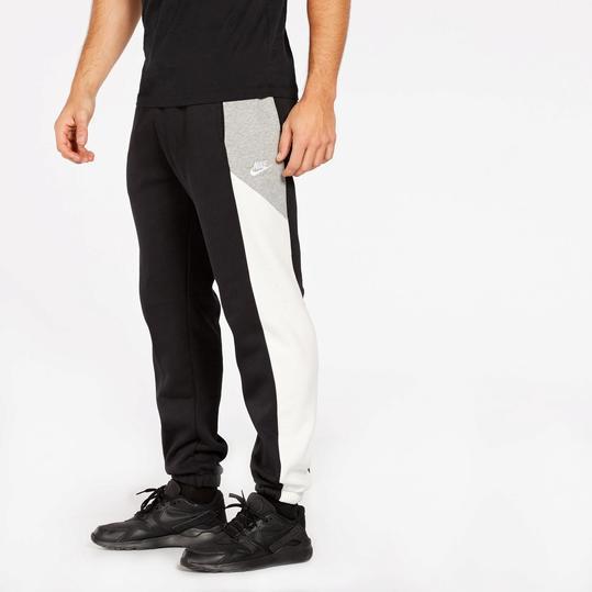 Pantalón Chándal Nike - Negro - Pantalón Largo Hombre