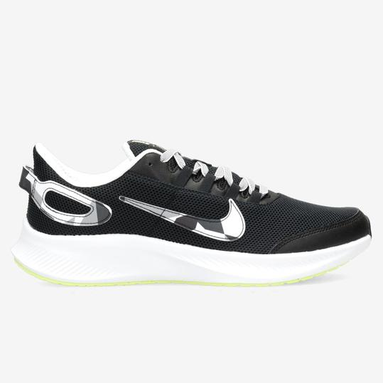 Nike Run All Day 2 - Negras - Zapatillas Running Hombre