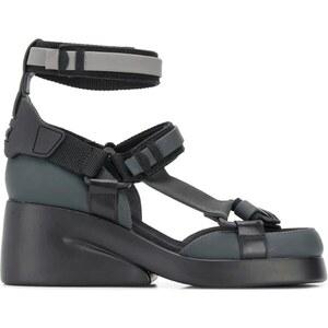 Sandalias Zapatos Mujer Camper Lab sandalias Kaah Negro
