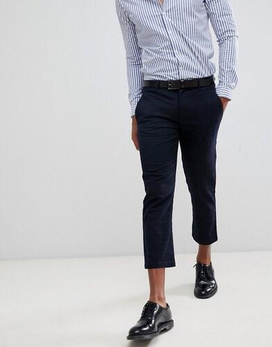 super popular 08d25 2505d Pantalones capri de vestir a cuadros estilo cristalera de ...