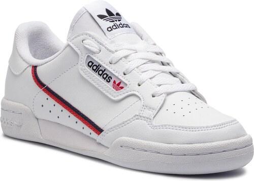 Continental J adidas FtwhtScarleConavy Zapatos 80 F99787 dCexBo