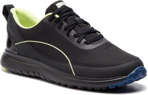 Sneakers CAMPER Canica K100406 zapatos es negro Cuero