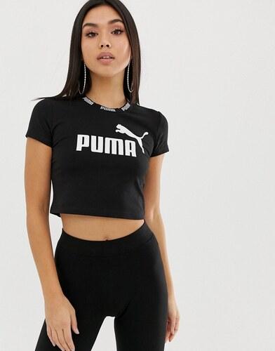 top corto mujer puma