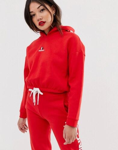 Sudadera rosa RYV de adidas Originals Glami.es