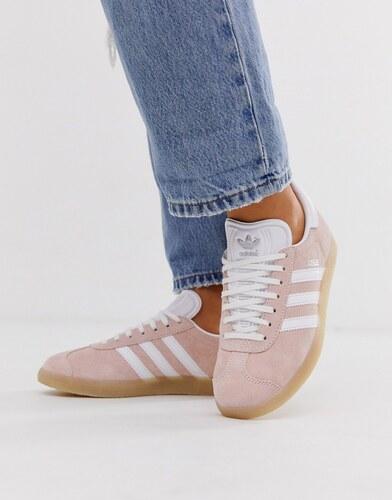 zapatillas adidas suela goma