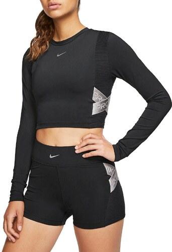 Fielmente Canberra mitología  Camiseta de manga larga Nike W NP CAPSULE LS TOP AERO-ADAPT bv4134-010  Talla S - GLAMI.es