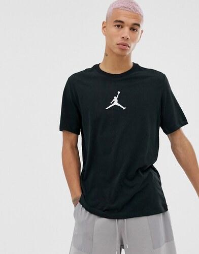 fenómeno Moviente princesa  Camiseta negra Jordan Jumpman de Nike - GLAMI.es