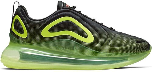 Zapatillas Nike Air Max 720 Negroverde Hombre 41 Glami.es