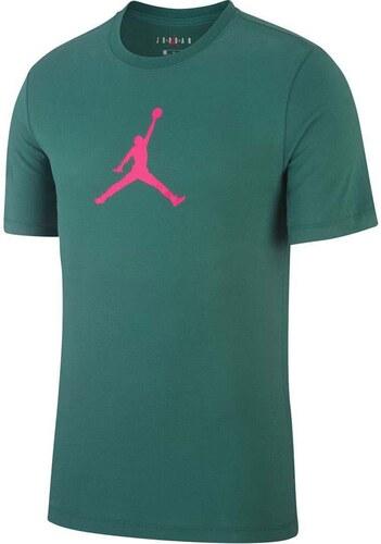 camiseta nike verde