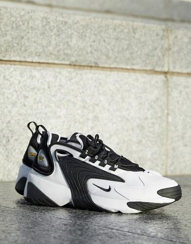 Zapatillas de deporte en negro Zoom 2K de Nike asos negro